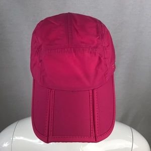 Accessories - Pink FitKicks Folding Cap with UPF 50 45c04458f8e7